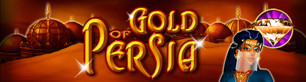 Gold of Persia spielautomaten